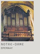 Notre Dame - Epernay